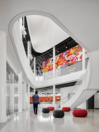 ALA IIDA Library Interior Design Awards Chicago Public Chinatown Branch